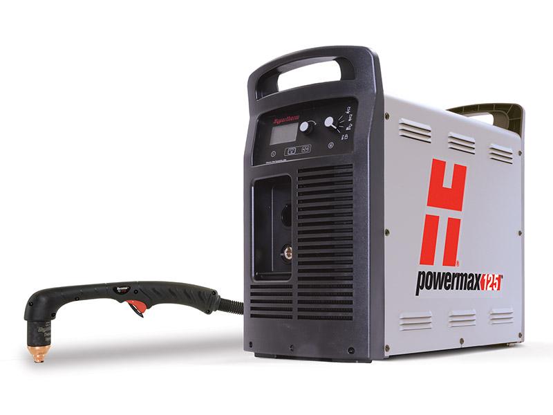 Powermax125-laite lähikuvassa
